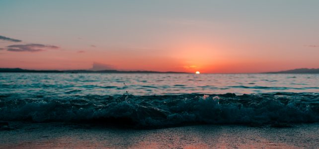 Canva - Scenic of Ocean During Sunset
